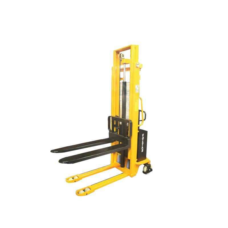 Voltas 1500kg Semi Electric Stacker, EMS-E-1500