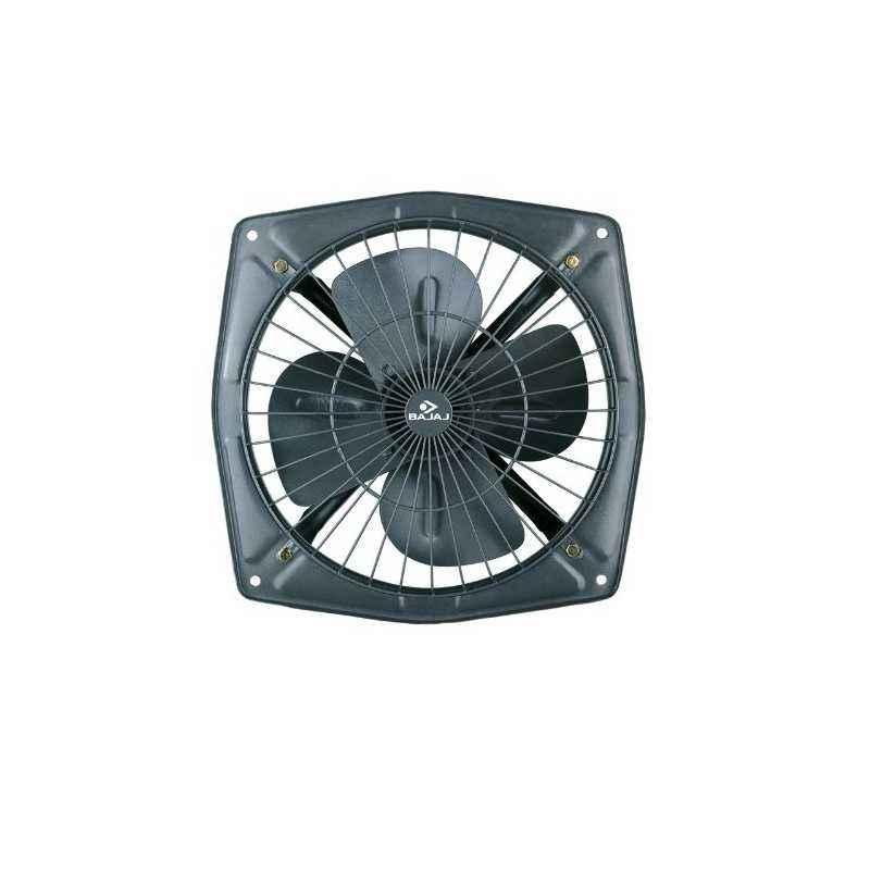Bajaj Freshee Metallic Grey Exhaust Fan, Sweep: 300 mm