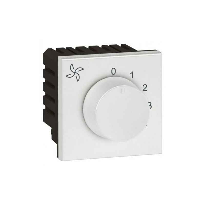 Legrand Arteor 3M Square White Universal Touch Dimmer, 5734 65