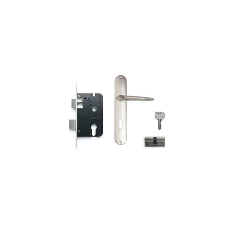 Godrej Orbit 200mm 1CK Body Mortise Lock Door Lock With Handle, 8309