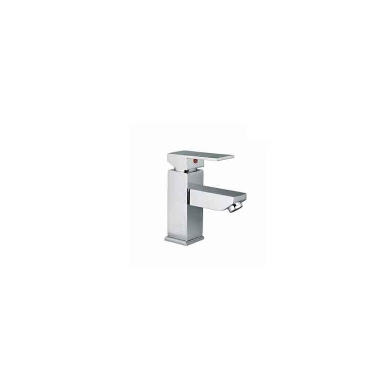 Jaquar KUB-CHR-35011FB Kubix-F Basin Mixer Bathroom Faucet