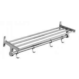 Kamal 18 inch Towel Rack Eco with Free Tap Cleaner, ACC-1161