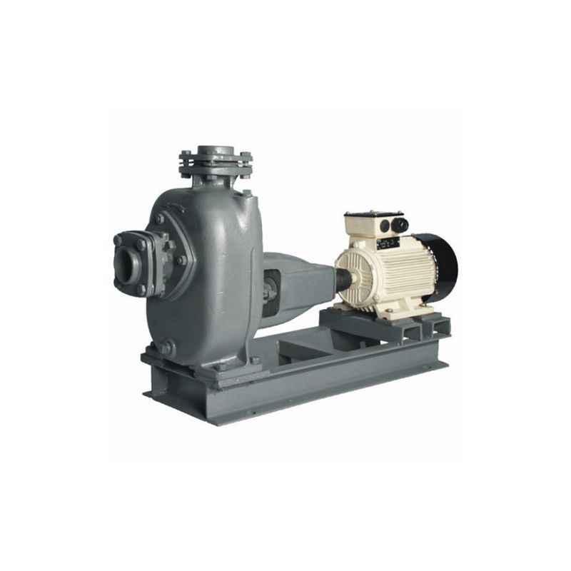 Kirloskar 1HP Three Phase Self Priming Motor Coupled Pump with 1C2 Motor, SP0