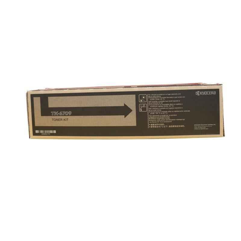 Kyocera TK 6709 Black Genuine Toner Cartridge for TA-6501i/8001i