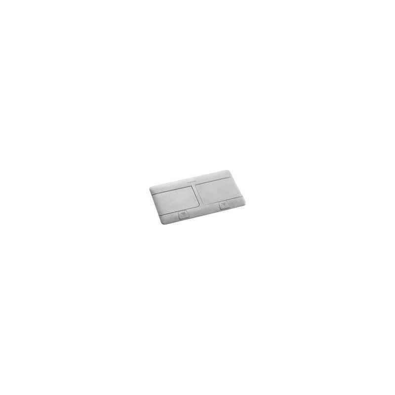 Legrand Mylinc Pop-Up Type Flush-Mounting Boxes Matt Black, 0540 12