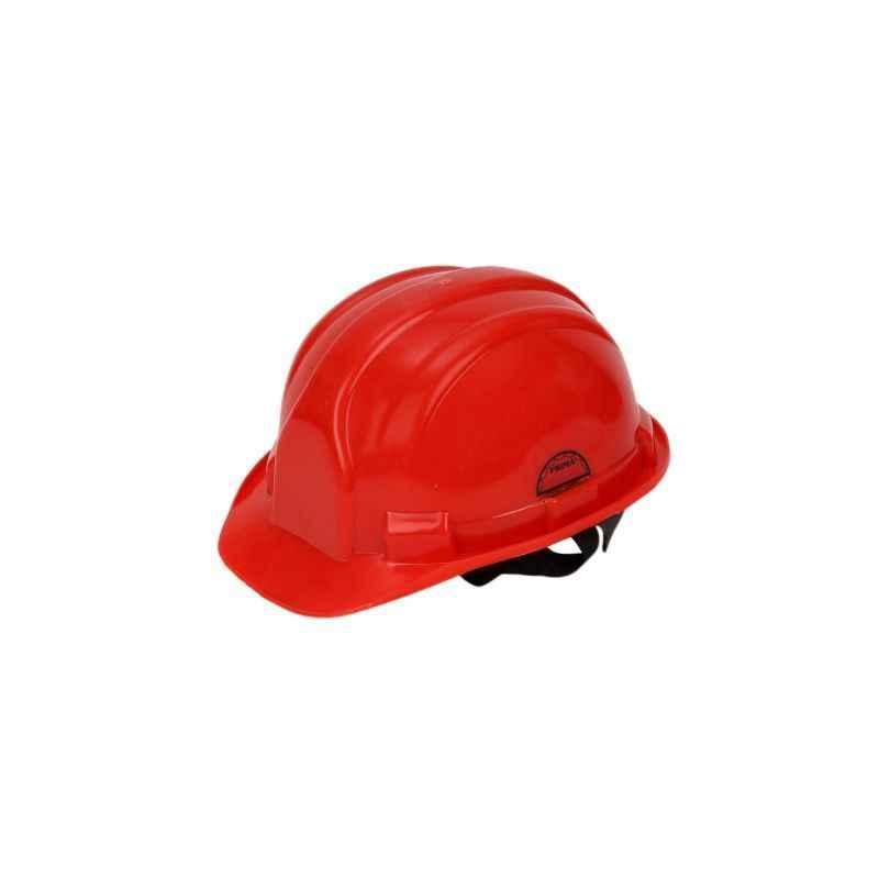 Prima Red Ratchet Safety Helmet, PSH-03