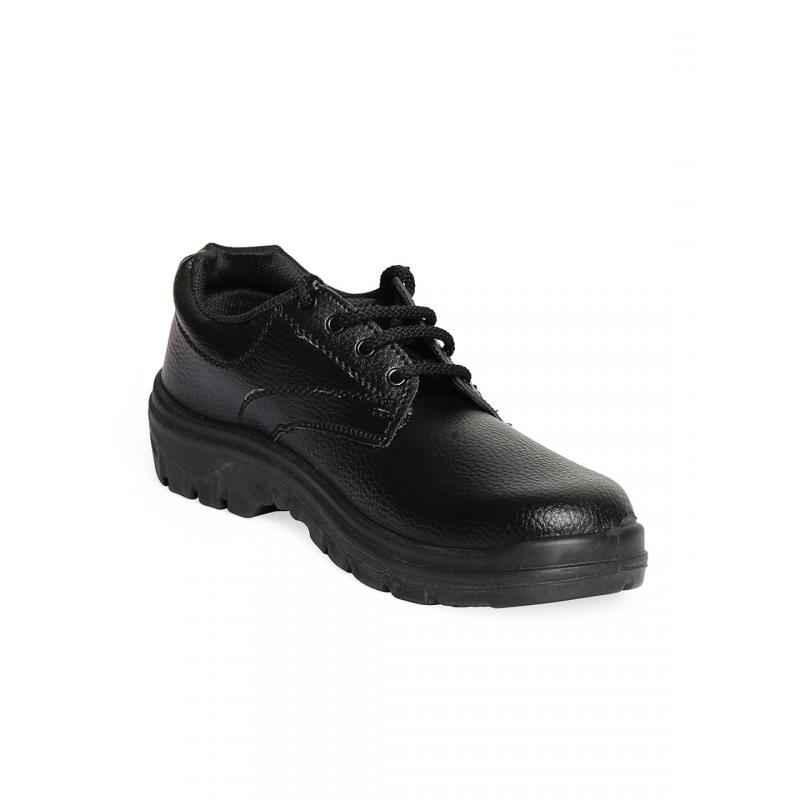 Safari Pro Power PVC Steel Toe Labour Safety Shoes, Size: 9