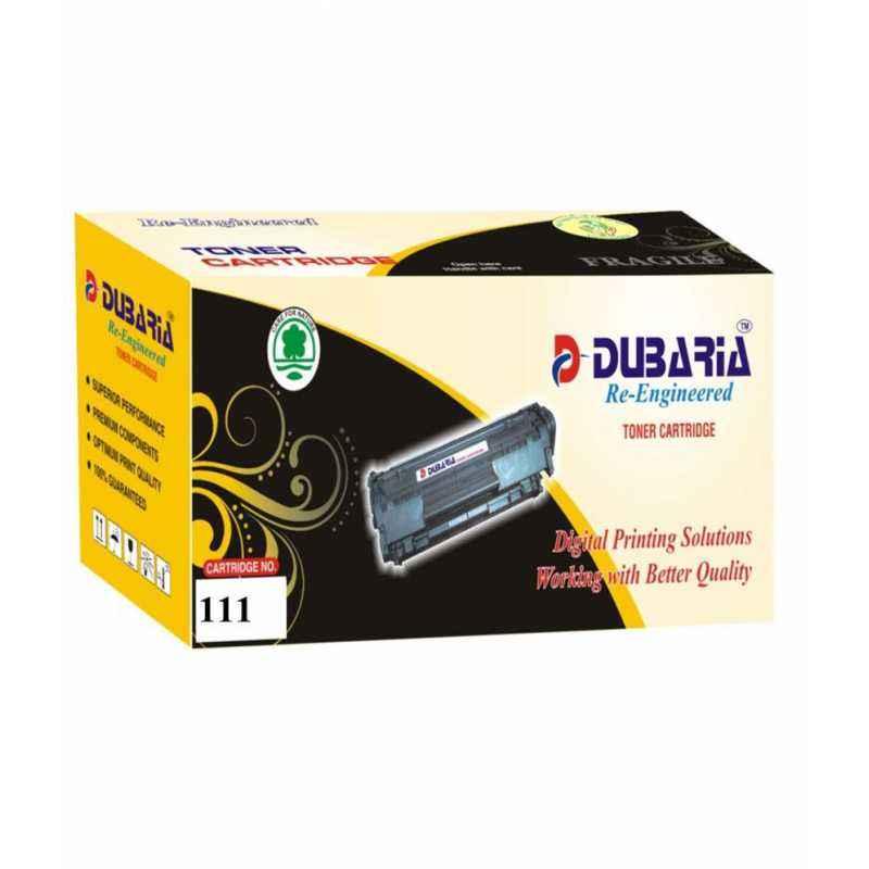 Dubaria 111 Black Toner Cartridge For Ricoh Printer