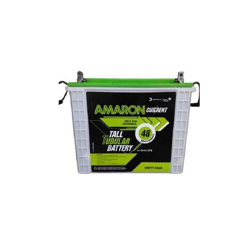 Amaron 150Ah Tall Tubular Inverter Battery, CRTTN150
