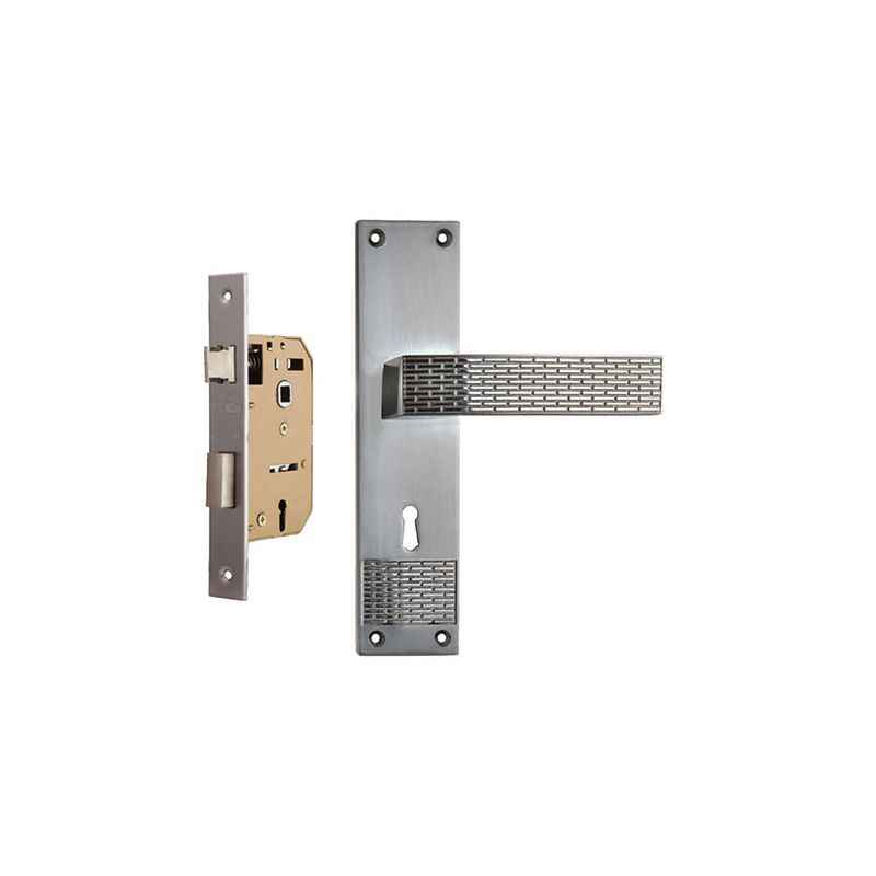 Plaza Ciaz 65mm Mortice Lock with Stainless Steel Handle & 3 Keys