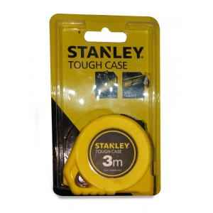 Stanley 13mm 3m Tough Case Measuring Tape, STHT36000-812(Pack of 6)