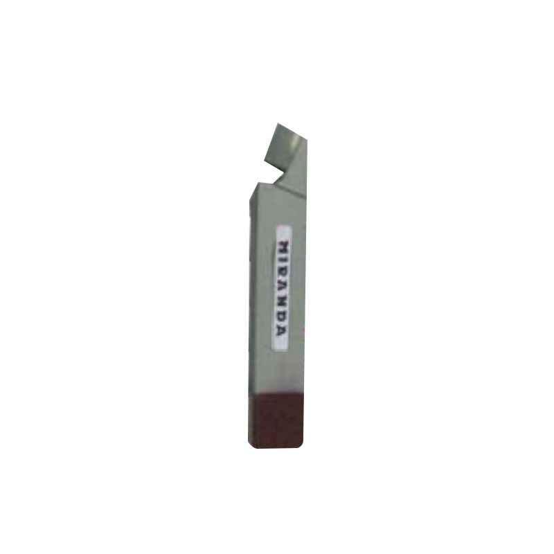 Miranda 32x32mm K20 Right Hand Tungsten Carbide Tipped Bar Turning Tool, 1091RC, Length: 170mm