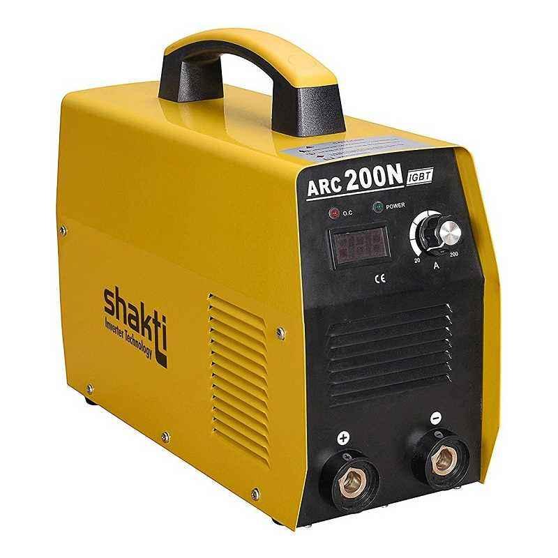 Shakti ARC 200N Single Phase 230V Inverter Welding Machine