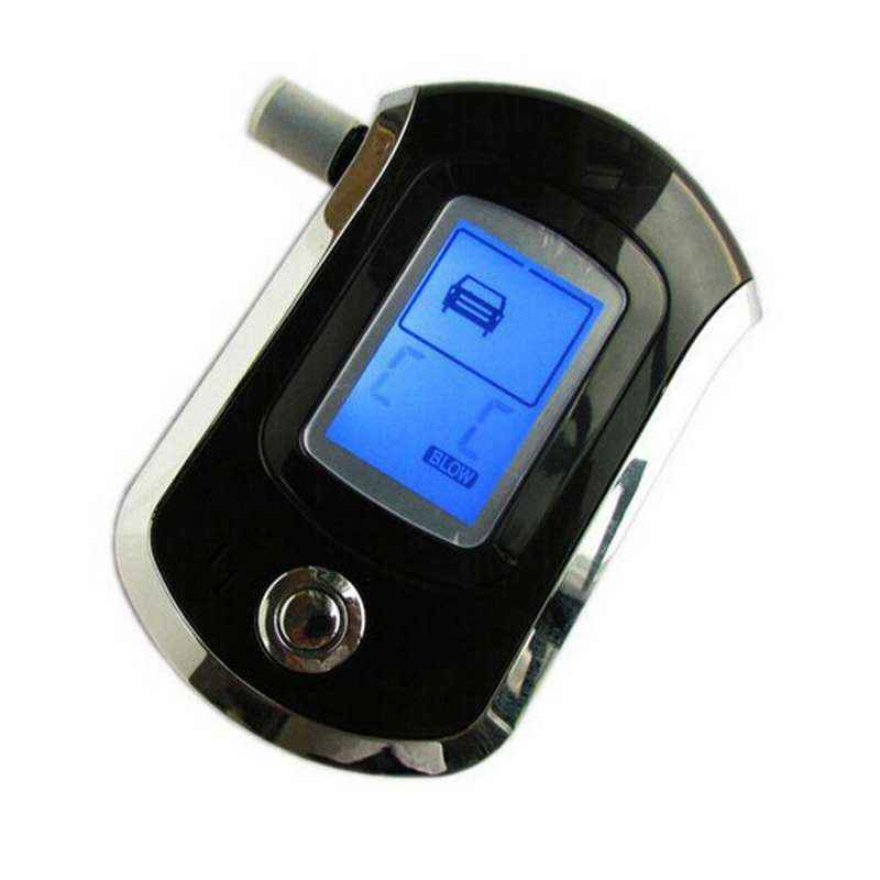 Mangal AT-6000 Alcohol Breath Analyzer