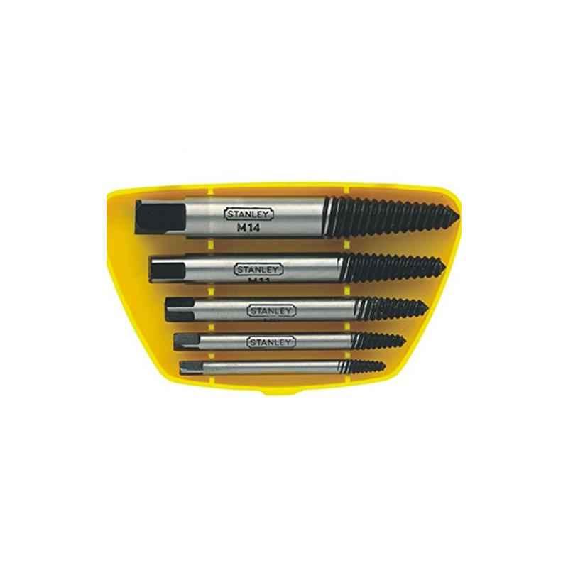 Stanley 5 Pieces Screw Extractors Set, 94-171