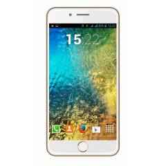 I Kall K1 1GB/8GB Dual Sim Champagne Android Smart Phone