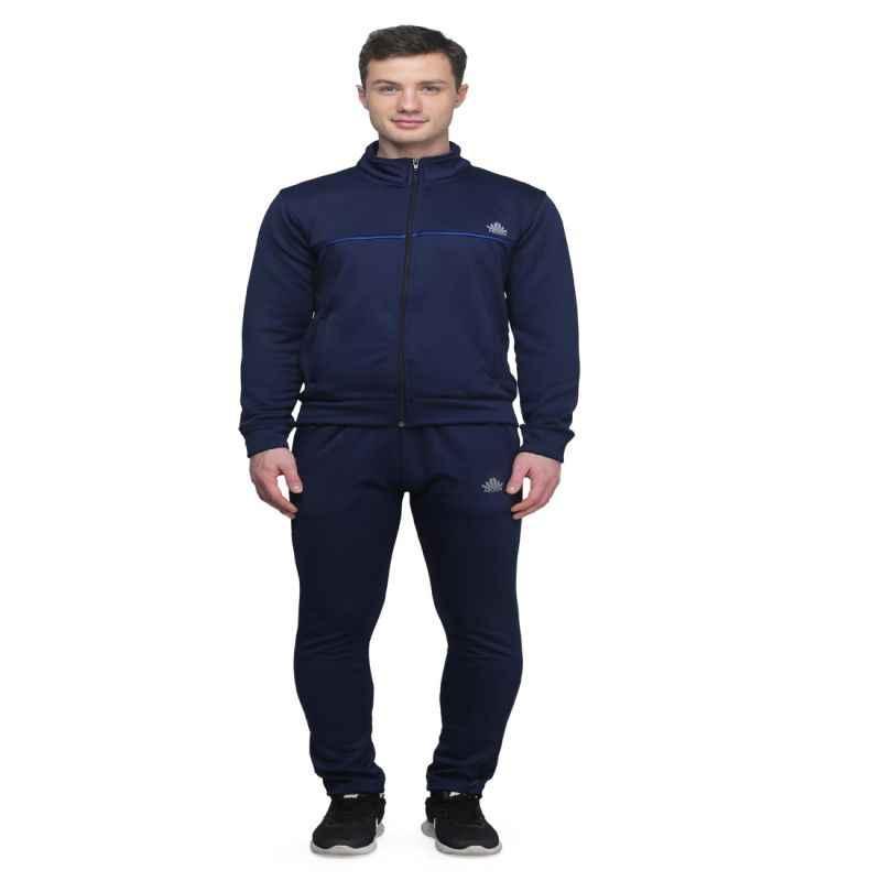 Abloom 145 Navy Blue Tracksuit, Size: M