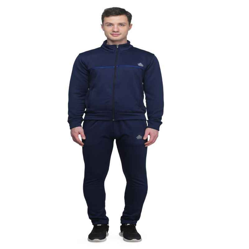 Abloom 145 Navy Blue Tracksuit, Size: XL