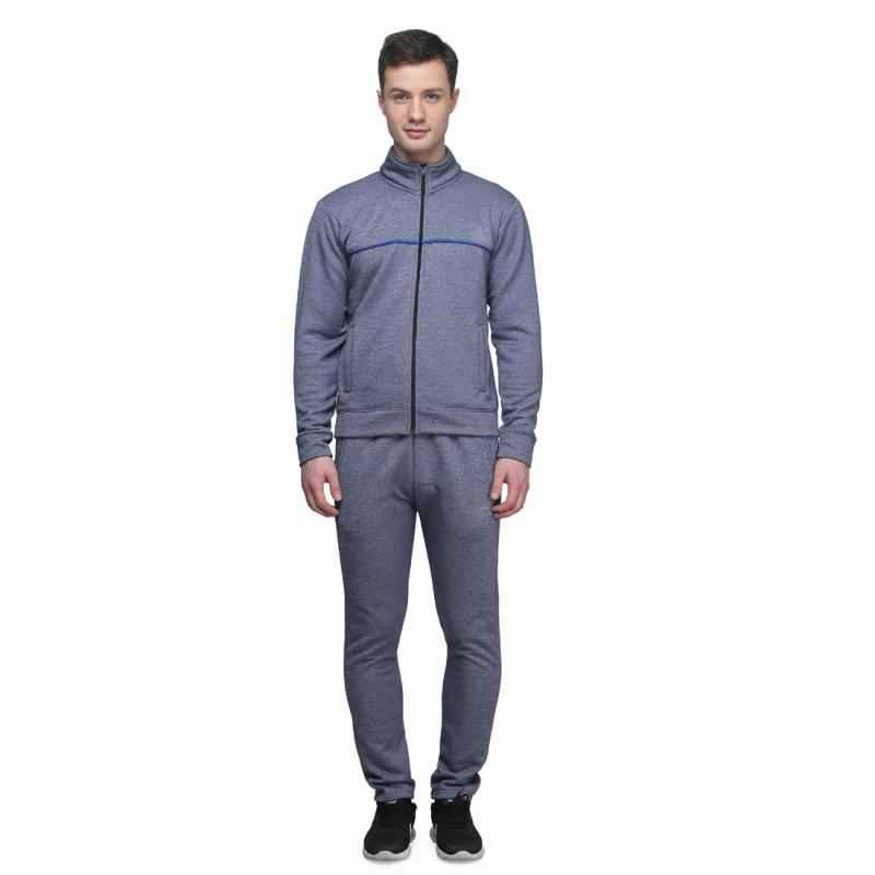 Abloom 146 Grey & Blue Tracksuit, Size: S