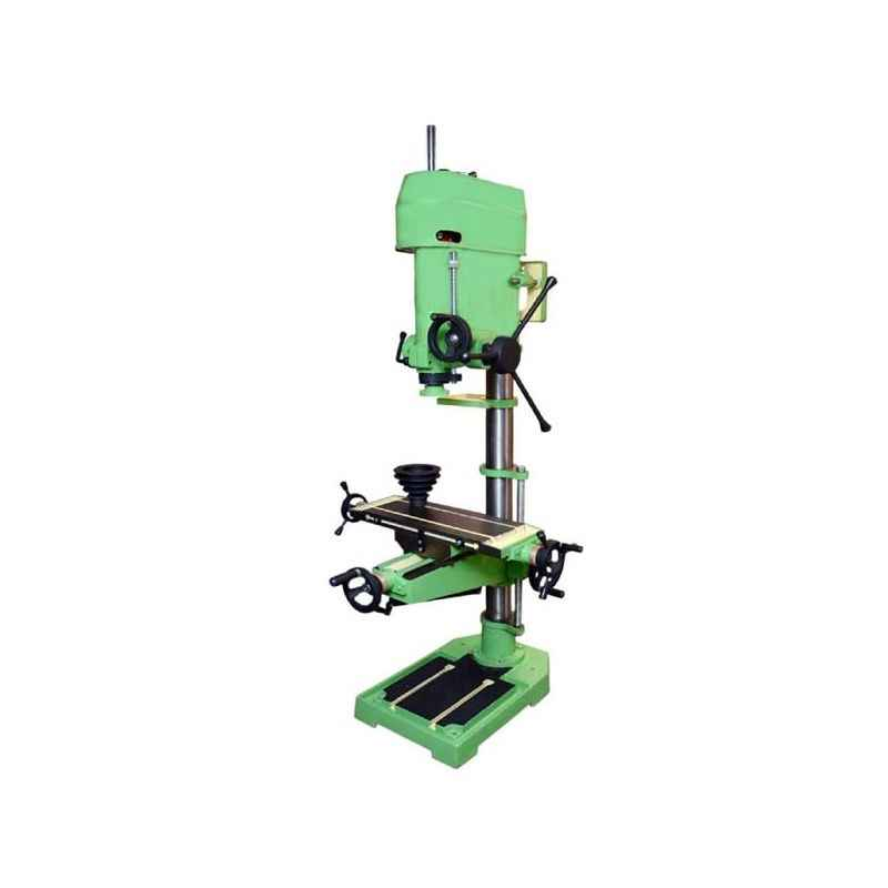 SMS 19mm Drilling Cum Milling Machine with Accessory