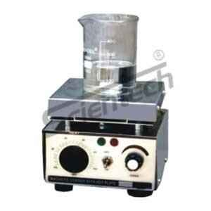 Scientech 2 Litre Magnetic Stirrers with Hot Plate, SE-149