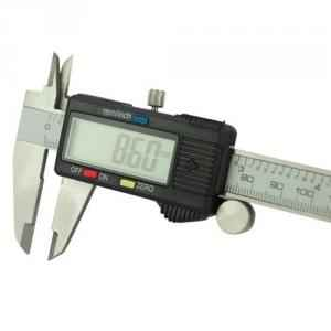 Tiny Deal 150mm SS Digital  Caliper with LCD Display