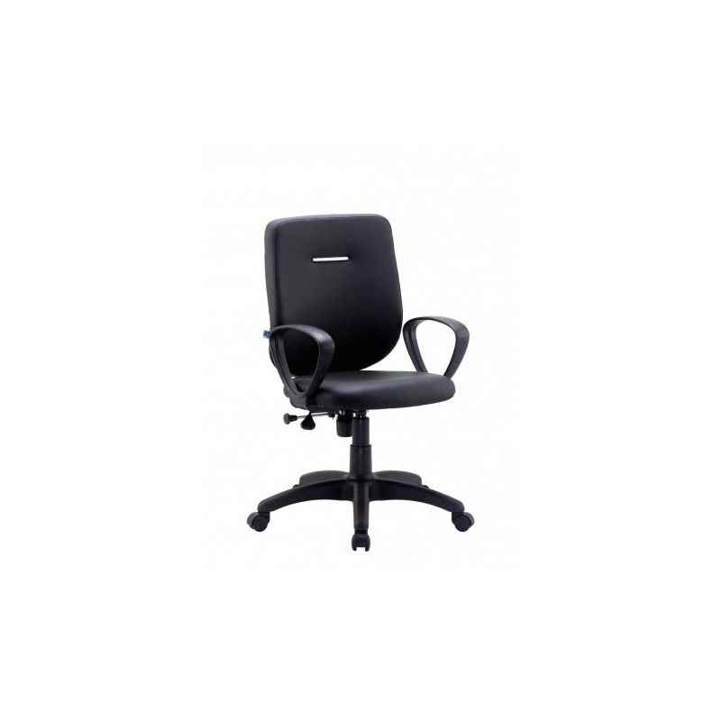 "Bluebell Ergonomics Ebuzz Mid Back Office Chair""|"" BB-EB-02-D1"