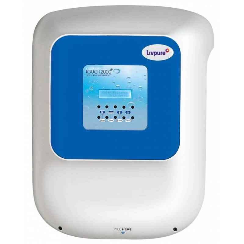 Livpure Touch 2000 Plus 8.5 Litre RO+UV+UF Water Purifier
