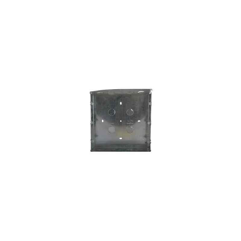 Legrand Arteor 18/24 Module Metal Flush Mounting Box, 6890 12 (Pack of 10)