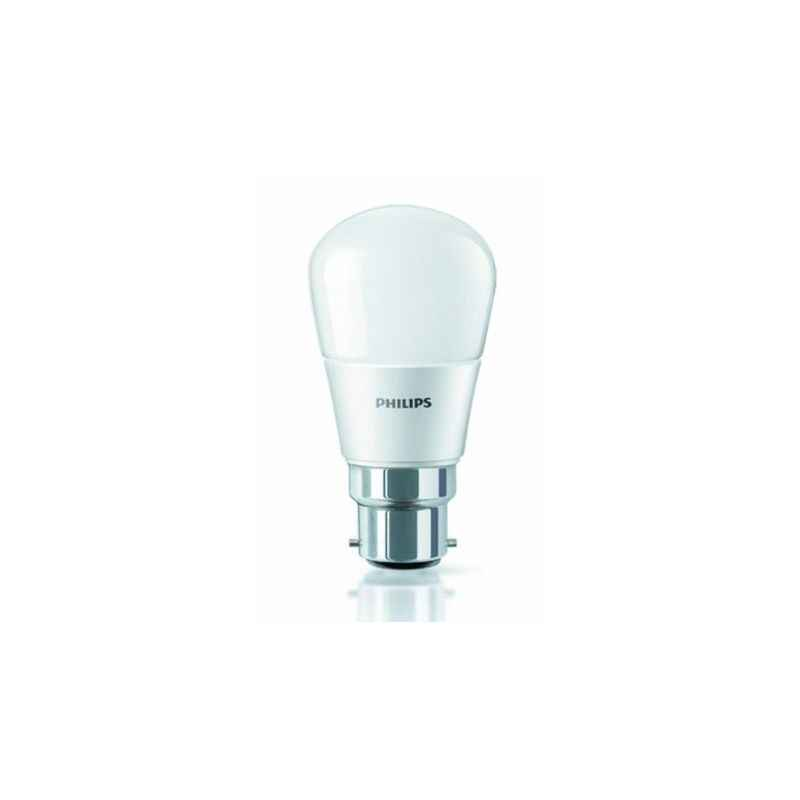 Philips Ace Saver 2.5W Warm White B22 LED Bulb (Pack of 1)