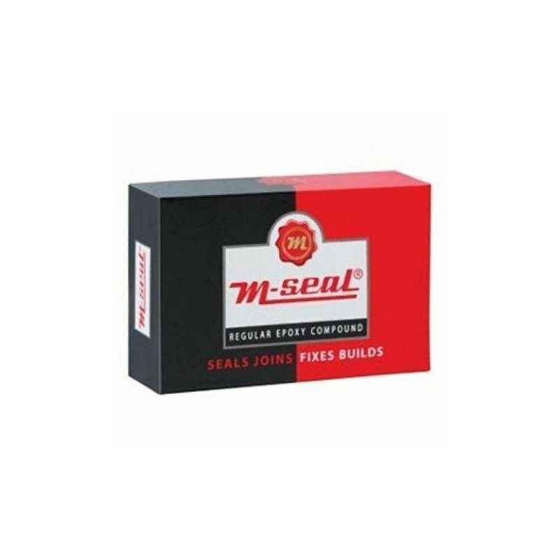M-Seal 250g Regular Epoxy Compound (Pack of 8)