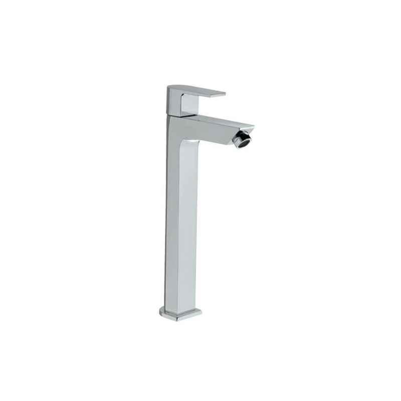 Jaquar Aria 1/2 inch Chrome Finish Long Neck Pillar Cock, ARI-39021