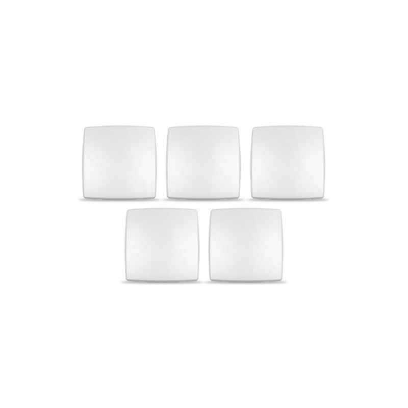 Corvi Surface 6S 15W Easy White Dimmable LED Panel Light (Pack of 5)