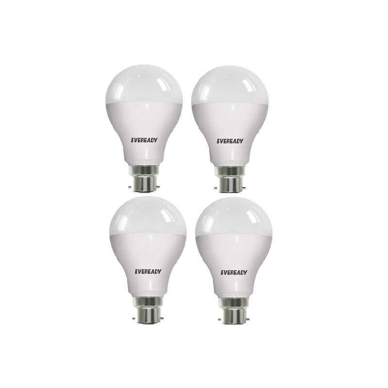 Eveready 14W B-22 Cool Day Light LED Bulb (Pack of 4)