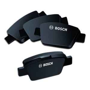 Bosch Front Brake Pad for Hyundai i10, F002H236058F8 (Pack of 4)