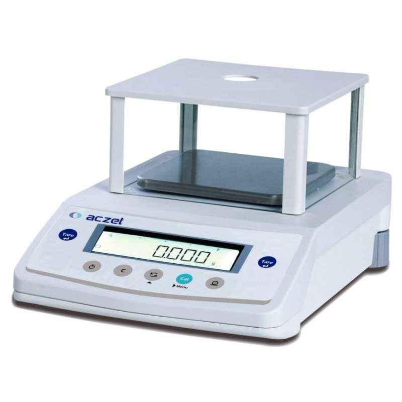 Aczet CY 123 120g Precision Balance, Pan Size: 128x128 mm