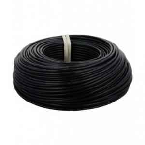 Finolex 4 Sqmm 100m 7 Core PVC Black Flexible Cable, 17207