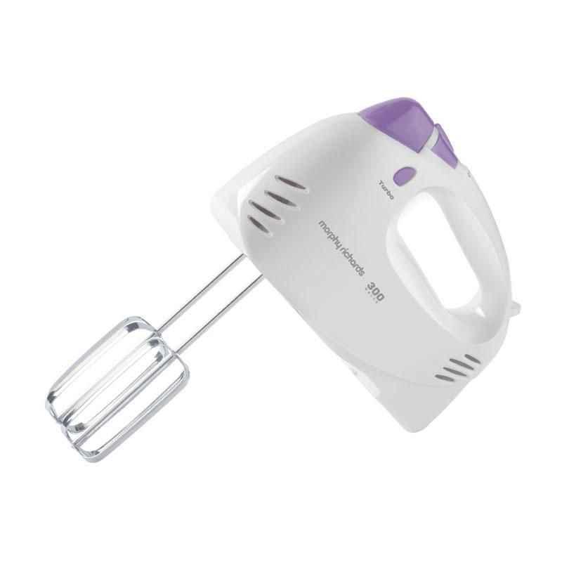Morphy Richards HM02 300W White Hand Blender