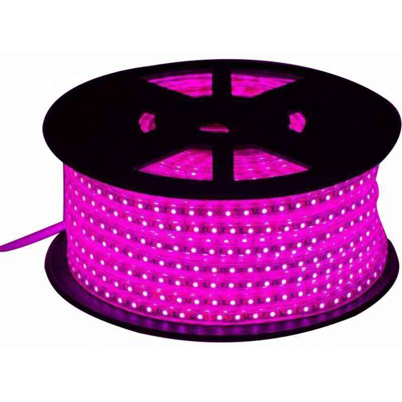 VRCT Classical 9.5m Pink Waterproof SMD Strip Light with Adaptor, Pink SMD 9.5