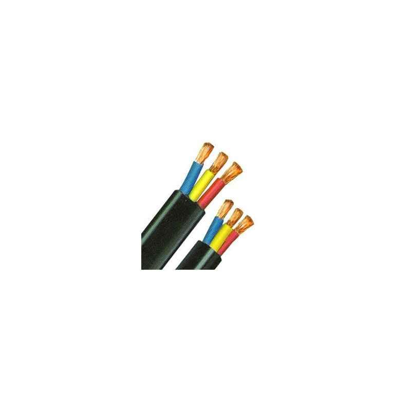 Swadeshi 3 Core Flat Cables 1.5 Sq.mm