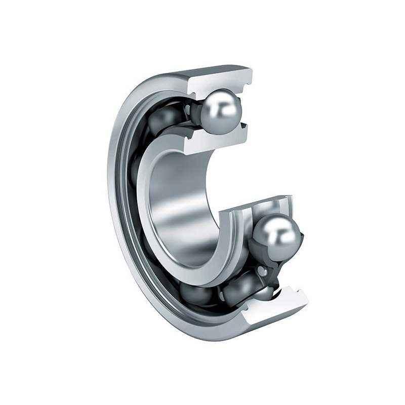FAG 608-2Z-HLN Deep Groove Ball Bearing, 8x22x7 mm