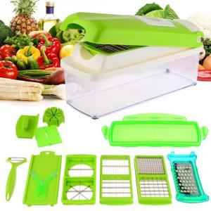 SM 12 in 1 Green Vegetable Cutter