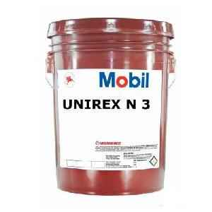Mobil Unirex N3 18kg Lithium Complex Synthetic Grease