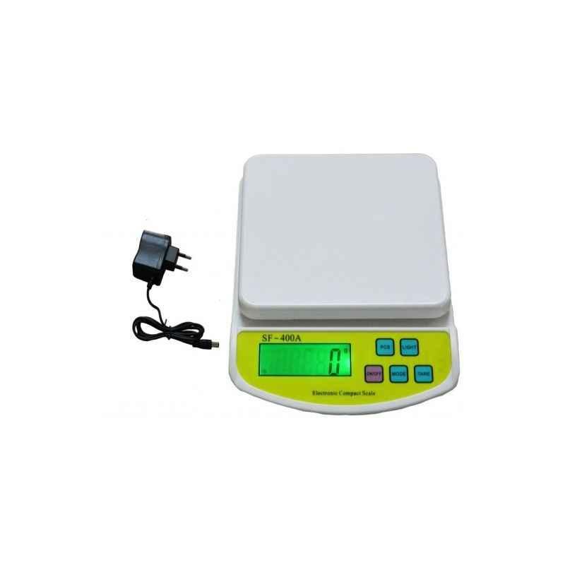 Weightrolux Digital Kitchen Multipurpose Weighing Machine, SF-400A