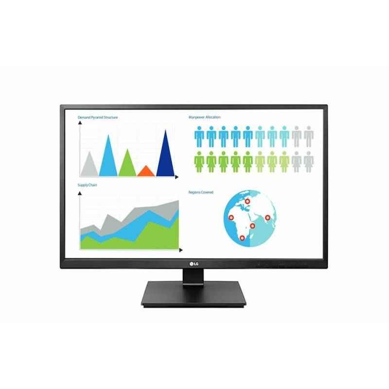 LG 24 Inch Multitasking IPS Monitor, 24BK550Y