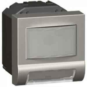 Legrand Arteor 230 V 3 Module Square White Skirting Light With LED, 5734 64