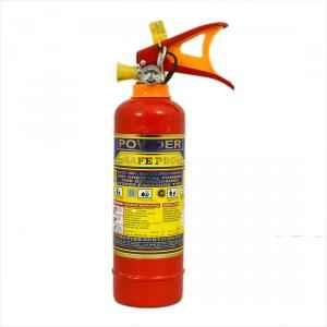 SafePro 1kg ABC Powder Type Fire Extinguisher