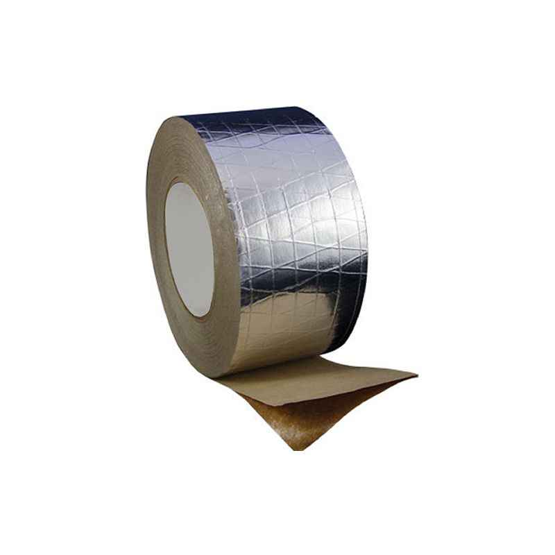 Euro 20m Aluminium Silver Foil Tapes