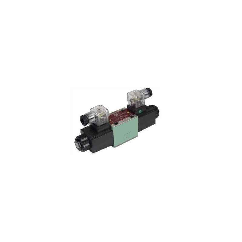 Yuken DSG-01-3C60-R110-C-50 Solenoid Operated Directional Valve