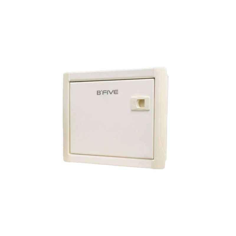 B-Five Megna 8 Way Double Door MCB Distribution Box, B-164